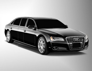 Armored Audi A8 30