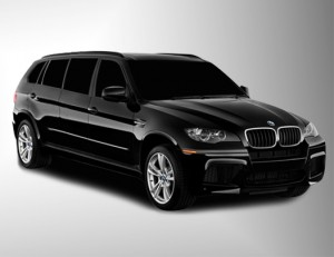 Armored BMW X5 54'' Pullman Edition