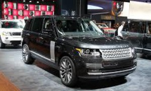 Armored Range Rover V8 Long Wheel 2014 Version 1