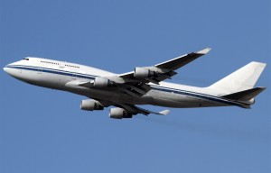 Boeing 747-400P for sale