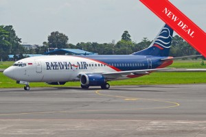 Boeing B737-300 for sale on package