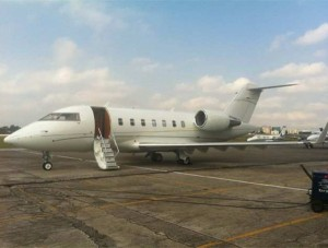 Used Bombardier Challenger 605 for sale