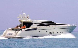 Cheeky Tiger Arno Leopard 34 for charter