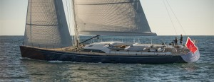 Farfalla 32M Sailing Yacht for Charter