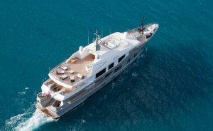 MY Idol luxury megayacht for sale and for charter