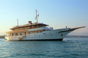 M.Y. TEOREM for sale and for charter