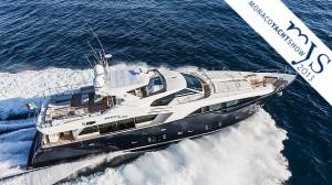 Ferretti Custom Line 30m Morning Star for sale