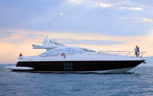 Azimut 86 Mosafa for charter