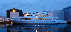 Monaco Wolf 50M Heesen Motor Yacht