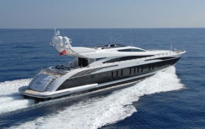 MY Pure One Leopard Arno 46 for charter