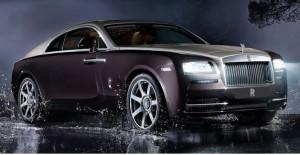 Armored Rolls Royce Wraith Limousine