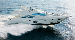 Wiljim Azimut 68 for charter